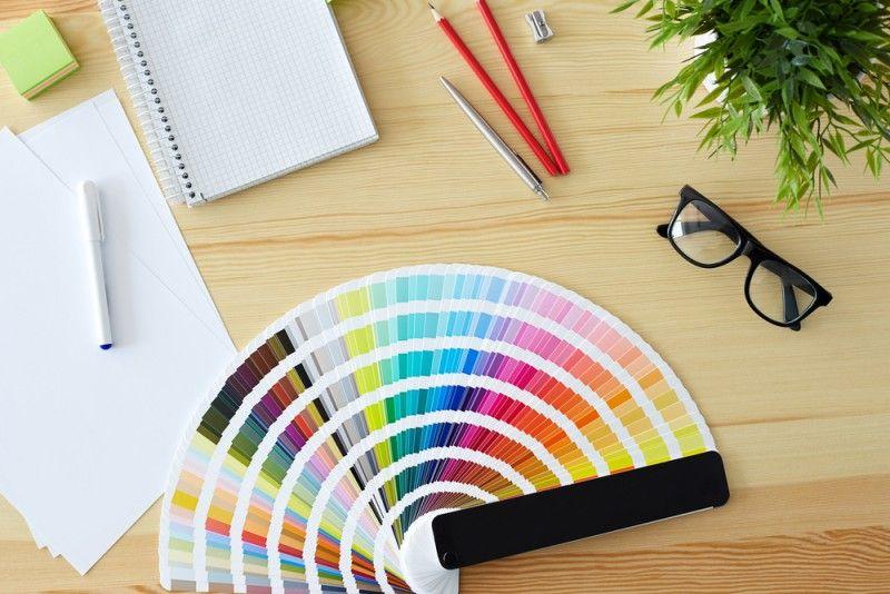 guia de colores pantone