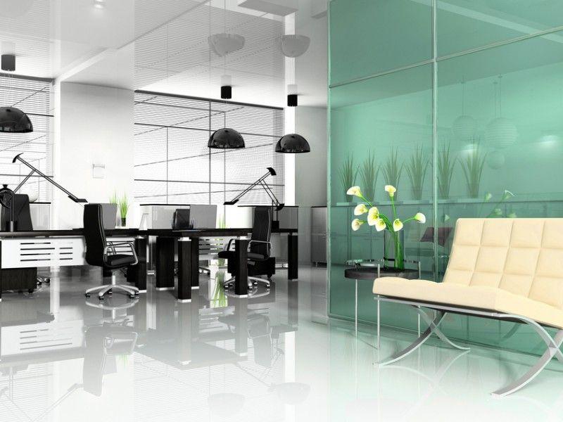 decoración oficinas modernas