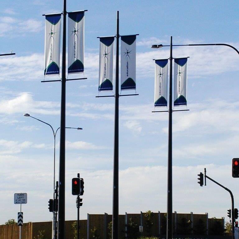 banderolas publicitarias