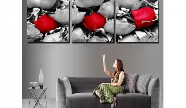 tela polycanvas en interiorismo