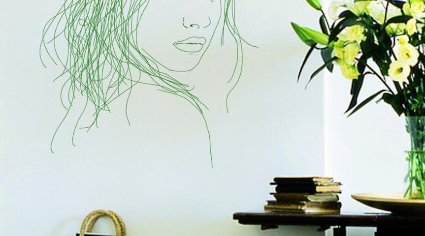 Vinilos para paredes dp plus imprenta digital en gran - Vinilos adhesivos madrid ...