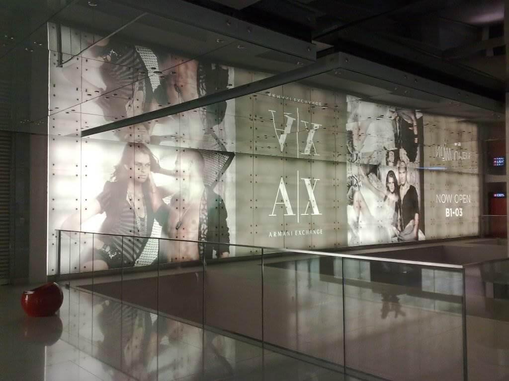 empresa decoracion centro comercial